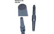Badeco 0.50mm Round Hammer Tip