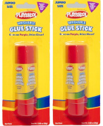 Playskool Triangular Washable Jumbo Glue Stick