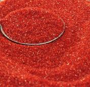 Dark Orange Translucent Crystals - 30ml Jar