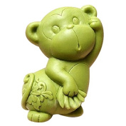 Lingmoldshop Cute Monkey Craft Art Silicone Soap mould DIY Candy mould Craft Moulds Handmade Candle moulds