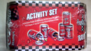 Coca-cola Activity Set