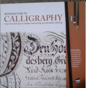 Introduction to Calligraphy Kit