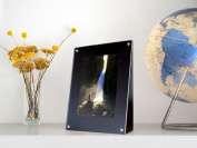 PRISM Faceted Solid Wood Picture Frame