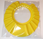 Yellow, Very Comfortable, adjustable, Baby, Childs, Childrens, Toddlers Shower Cap, Sun Visor, Prevents water in eyes, Great for Hair Cuts and keeping the sun out of eyes, BlaydesSales.