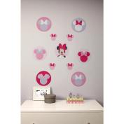 Disney Baby Minnie Mouse Polkadots Crib Bedding