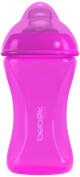 Bebek Plus Soft Spout Bottle, Grape, 240ml