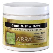 Abra Herbal Hydrotherapy Therapeutic Baths, 500ml jar, Cold & Flu