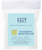 Eucalyptus Dead Sea Salt - 9.1kg Bag