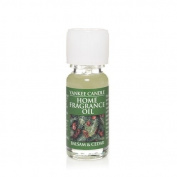 Yankee Candle Home Fragrance Oil - Balsam & Cedar