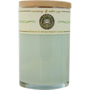 Terra Essential Scents - Massage & Aromatherapy Soy Candle Rosemary & White Sage - 350ml