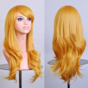 """RoyalStyle® 28""""70cm Long Hair Universal Cosplay Wigs Women's Long Straight Wig Hair"""