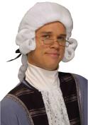 Forum Novelties Men's Colonial George Washington Historical Costume Wig