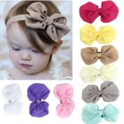 Towallmark(TM)1PC Lovely Rhinestone Unusual Angel Baby Pearl Flowers Hairband Headbands