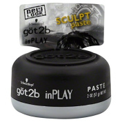 Got2b Schwarzkopf Inplay Sculpt Hair Paste, 60ml