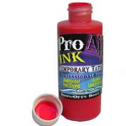 Body Paint - ProAiir Temporary Tattoo Ink - 2.1 oz (60ml) Hot Pink
