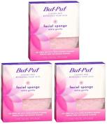 Buf-Puf Reusable Facial Sponge, Extra Gentle
