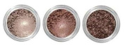 Grace My Face Minerals Glamour Eye Shadow, Spiced Rum Trio