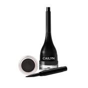 Cailyn Cosmetics Gel Eyeliner, Iron, 5ml