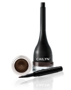 Cailyn Cosmetics Gel Eyeliner, Chocolate Mousse, 5ml