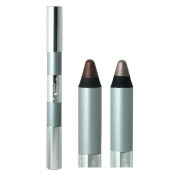 Eye Liner - Dual Ended Creamstick Liner Chocolate/champagne By 100% Pure