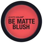 Be Matte Blush (Blood Orange)