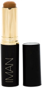 Iman Cosmetics Second To None Stick Foundation, Clay 5
