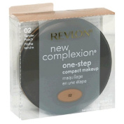 Revlon New Complexion One-Step Compact Makeup .1040ml, Tender Peach 02