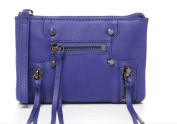 Botkier Women's Logan Cross Body Bag, Dark Purple ,One Size ...
