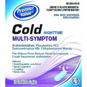 Premier Value Non Asa Cold M/S Nitetime - 24ct