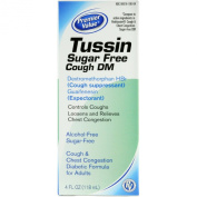 Premier Value Tussin Sugarfree Cough Dm - 120ml