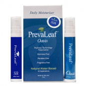 Moisturization Bundle - PrevaLeaf Silk Natural Feel & PrevaLeaf Oasis Daily Vaginal Moisturiser