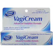 Premier Value Vagicream Sensitive 30ml - 30ml