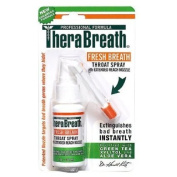 TheraBreath Dentist Recommended Fresh Breath Spray for On the Go, 30ml