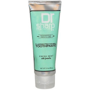 Dr. Sharp Natural Oral Care Toothpaste, Fresh Mint with Green Tea, 90ml by Dr. Sharp