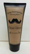 Body Prescriptions After Shave - Shaving Balm - Clean Citron - 8.1 Fl Oz / 240 Ml - Gentlemen's Fine Grooming