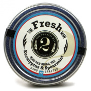 The Fresh Man Beard Balm - Spearmint and Eucalyptus - Essential Oil Scented Beard Conditioner Beard Balm by The 2Bits Man 60ml