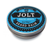Caffeine Beard Balm and Conditioner by JOLT. Promotes beard growth! Memorial Day Sale