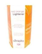 Ultraglitz Red Orange Lightener Lifts 4 to 8 Levels Powder Bleach 0.5kg
