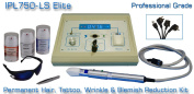 IPL750-LTS E-Light Flux Professional System IPL Laser Hair & Tattoo Removal Machine