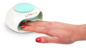 Liteaid SPA UV Nail Dryer, Turquoise