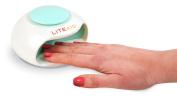 Liteaid SPA UV Nail Dryer, Turquoise