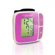 Pyle PHBPBW40PN Bluetooth Smart Blood Pressure Monitor - Pink