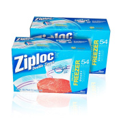 Ziploc Quart Freezer Bags - 108-Count