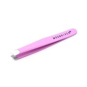 Moonriver Beauty Small Angled-Tip Tweezers - Pink