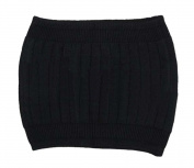 ieasysexy Unisex Double Layer Elastic Thick Warmer Cashmere Waist Belt for Women/Man