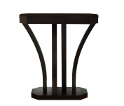 Monarch Specialties Console Table - Cappuccino