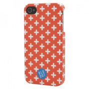 BluDot Plus Cell Phone Case for iPhone 4/4S - Multicolor