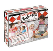 Melissa & Doug Restaurant Accessory Set - Order Up! Diner Play
