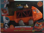 Fisher-Price Octonauts Gup-G Mobile Speeders Launcher