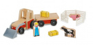 Melissa & Doug Farm Tractor Set